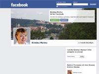 Privates Profil von Kristina Marino