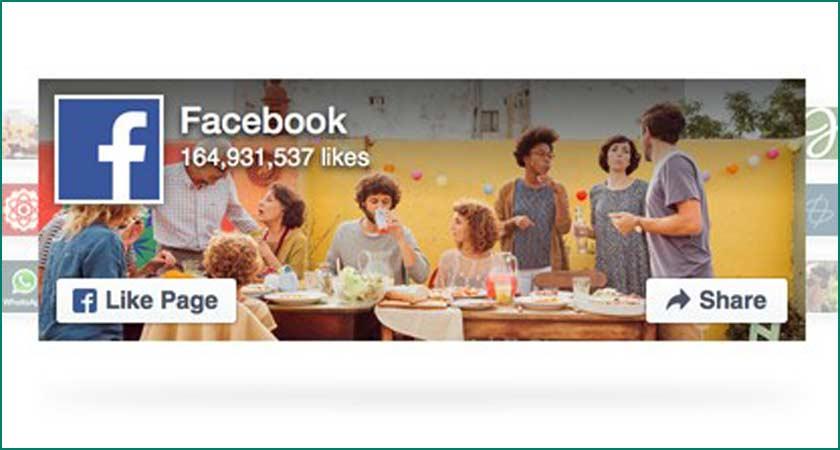Facebok Widget