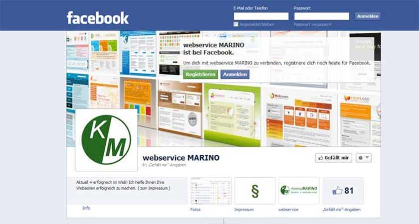 Facebook_Seite-webservice