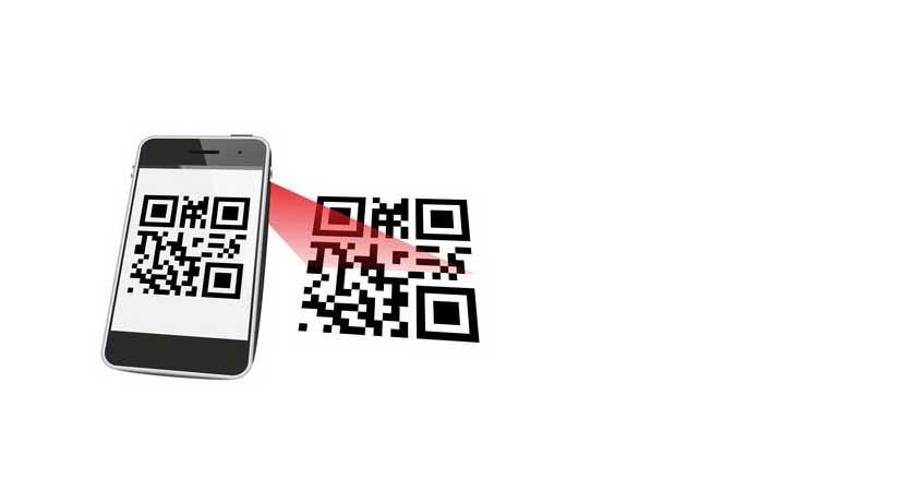 QR-Code mit Smartphone auslesen