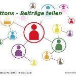 Share Buttons – Erhöhe die Reichweite Deines Blogs