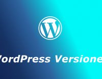 WordPress Versionen